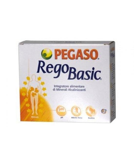 PEGASO Srl Regobasic 60 compresse