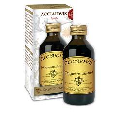 DR.GIORGINI presso SER-VIS Srl Acciaiovis Liquido 200ml