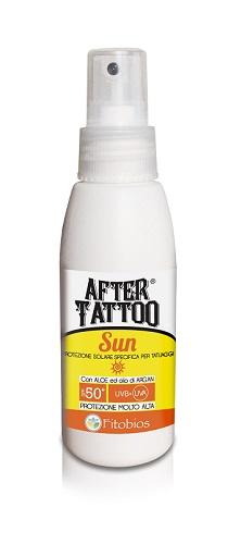 FITOBIOS Srl Aftertattoo Sun Spr Solare 75m