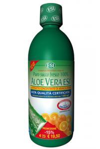ESI SpA Aloe Succo Arancia Rossa Ofs