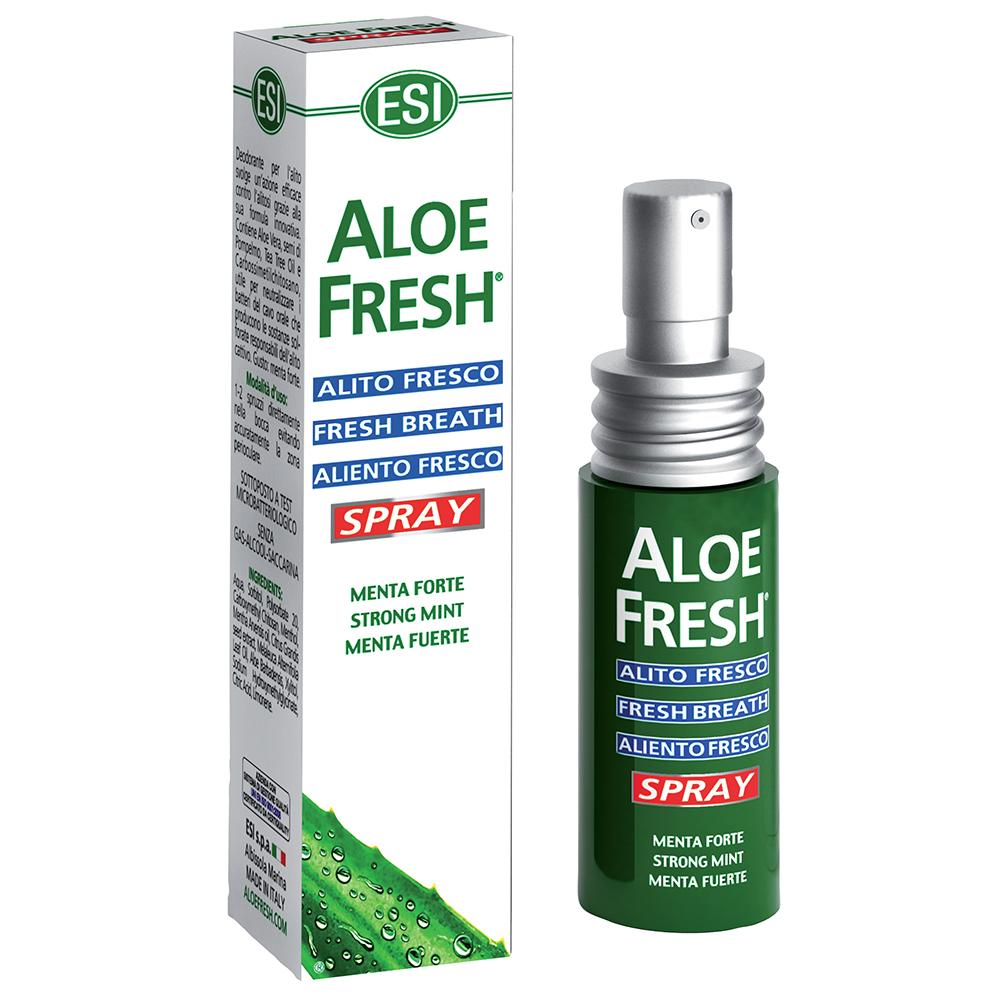 ESI SpA Aloe Fresh Alito Fresco Spray 15ml - ESI