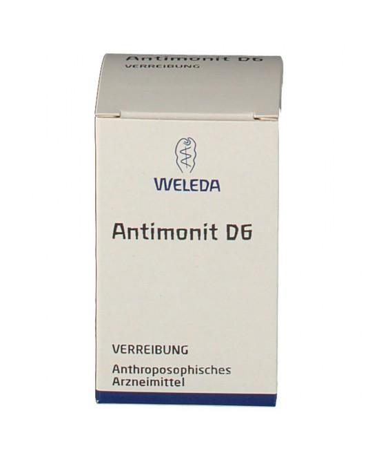 WELEDA ITALIA Srl Antimonit D6 Tr 20g
