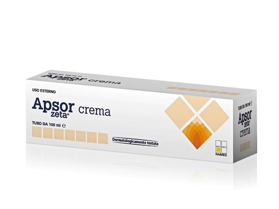 NAMED SpA ApsorZeta Crema 100ml - Named