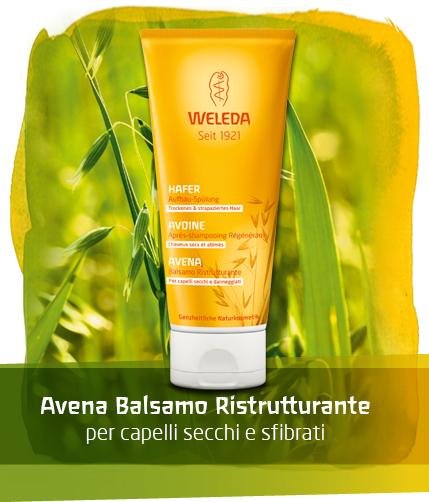 WELEDA ITALIA Srl Avena Balsamo Capelli 200ml