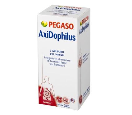 PEGASO Srl Axidophilus 60cps
