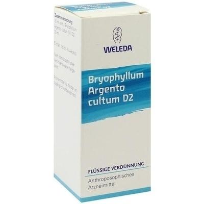 WELEDA ITALIA Srl Bryophyllum Arg Cult D2 1%