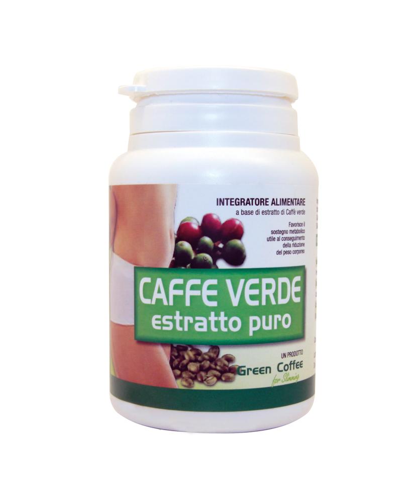 BODYLINE Srl Caffe Verde Estratto Puro60cps