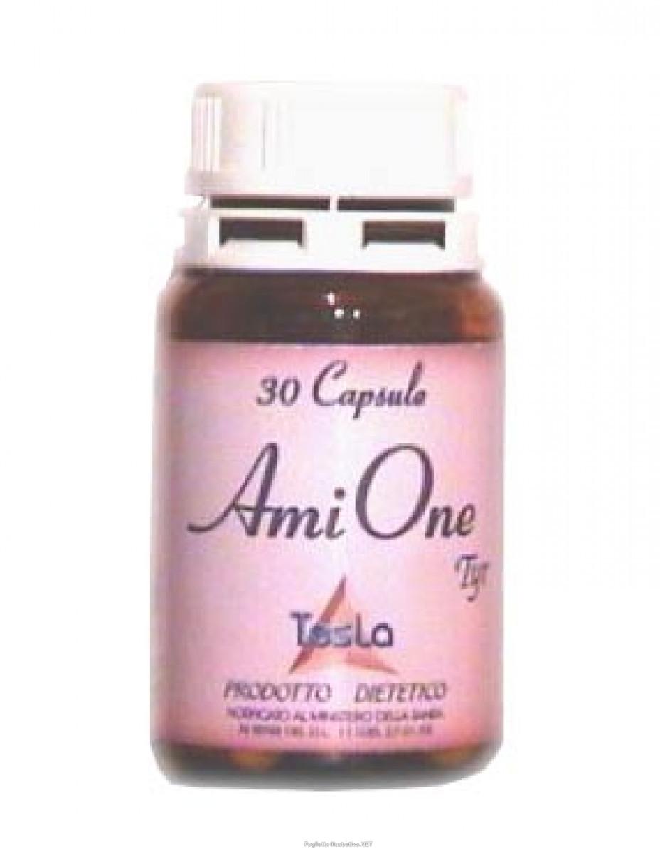 TESLA sas di Dr.Zucchi & C. Amione 1 Alanina 30cps