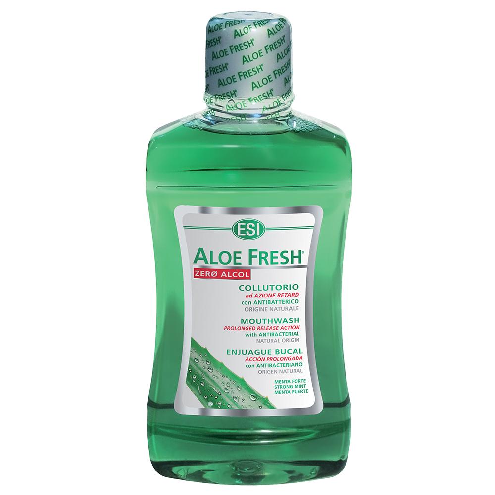 ESI SpA Aloe Fresh Collutorio Zero Alcol 500ml - ESI