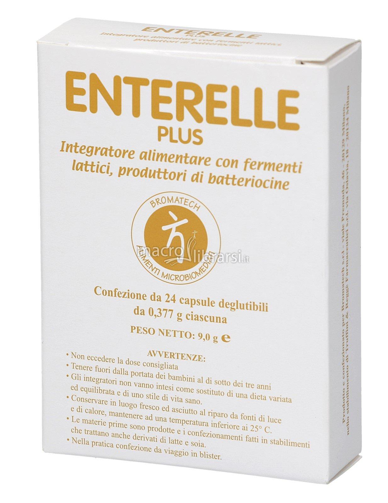 BROMATECH Srl Enterelle Plus 24cps