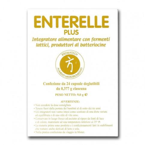 BROMATECH Srl Enterelle Plus Fermenti Lattici 12cps