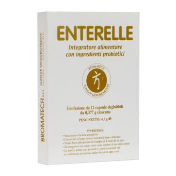 BROMATECH Srl Enterelle Fermenti Lattici 12cps