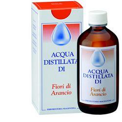 ERBORISTERIA MAGENTINA Srl Fiori Arancio Acqua Distill250