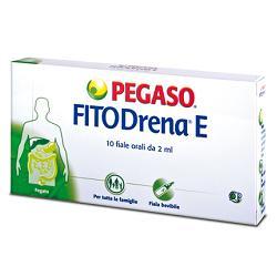 PEGASO Srl Fitodrena E 10f 2ml