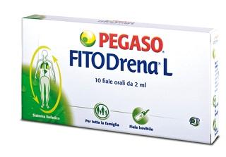 PEGASO Srl Fitodrena L 10f Os 2ml