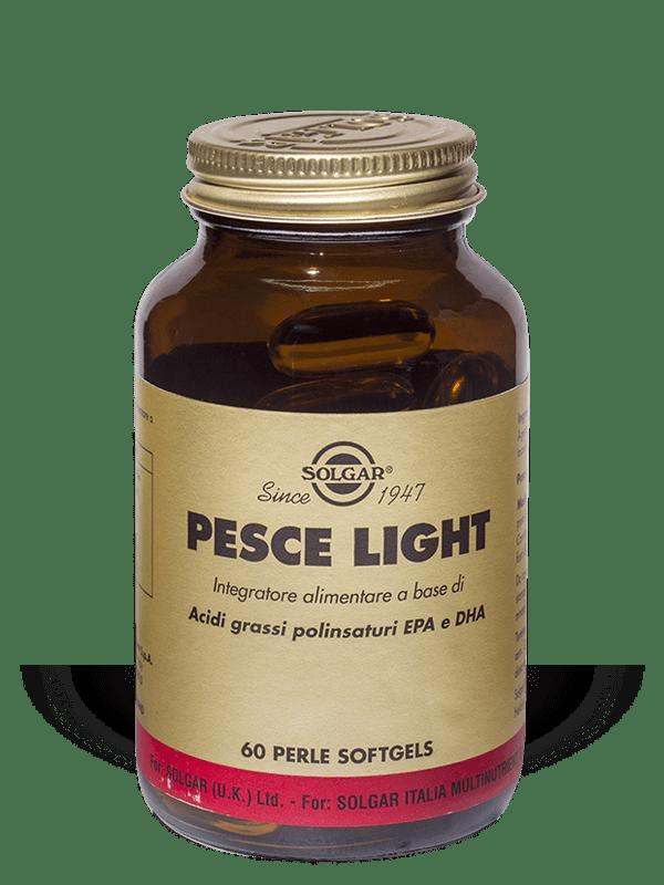 SOLGAR IT. MULTINUTRIENT SpA SOLGAR Pesce Light 60 perle