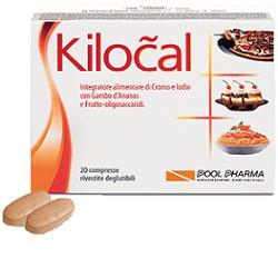 POOL PHARMA Srl Kilocal 20cpr