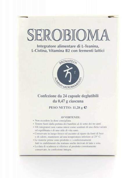 BROMATECH Srl Serobioma 24cps