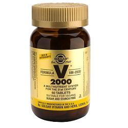 SOLGAR IT. MULTINUTRIENT SpA SOLGAR Vm 2000 Supplement 30tav