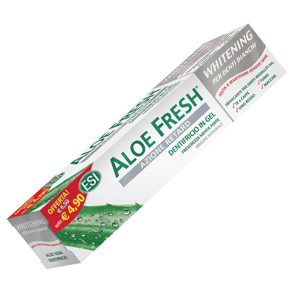 ESI SpA Aloe Fresh Whitening 100ml - ESI