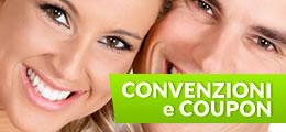 convenzioni e coupon